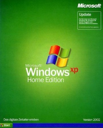 Windows XP Home и Professional.