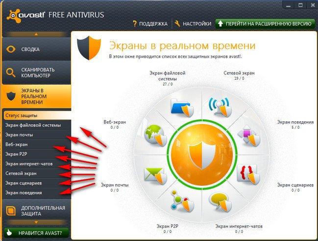 Avast ru скачать бесплатно
