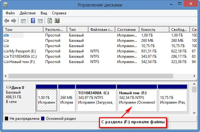 как восстановить удаленные программы на ноутбуке - фото 4