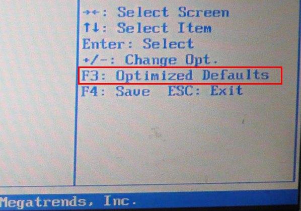 Как обнулить биос на компьютере windows 7