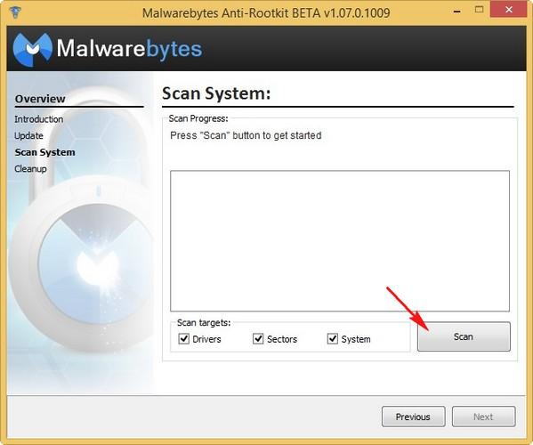 Антивирусная программа malwarebytes anti malware