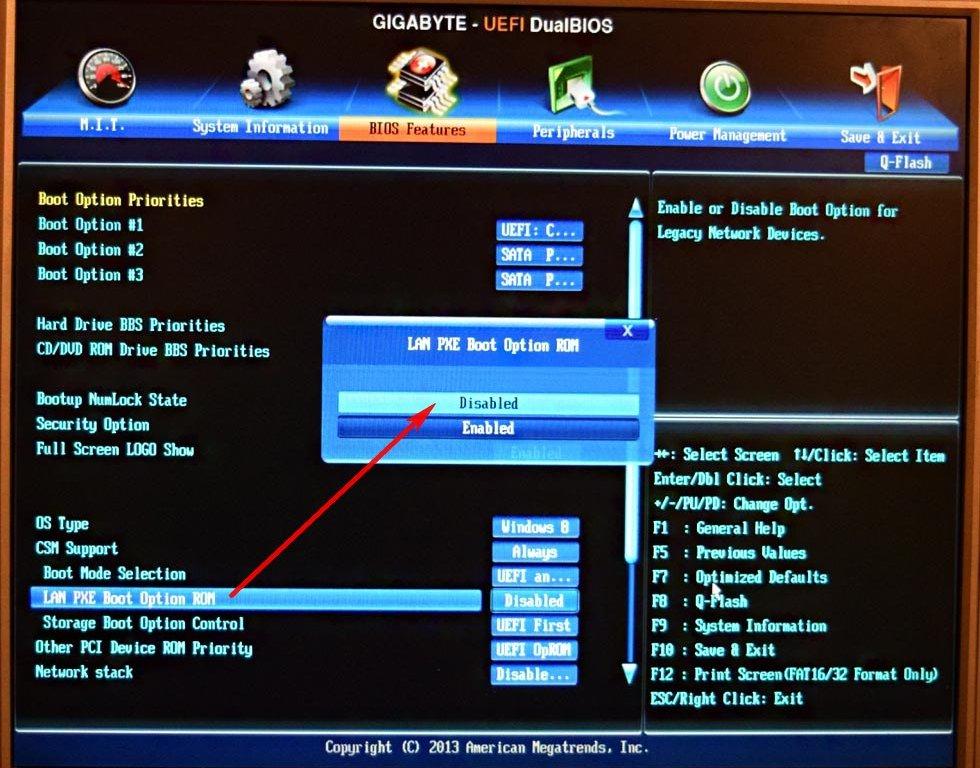Драйвер для сетевой карты gigabyte windows 7