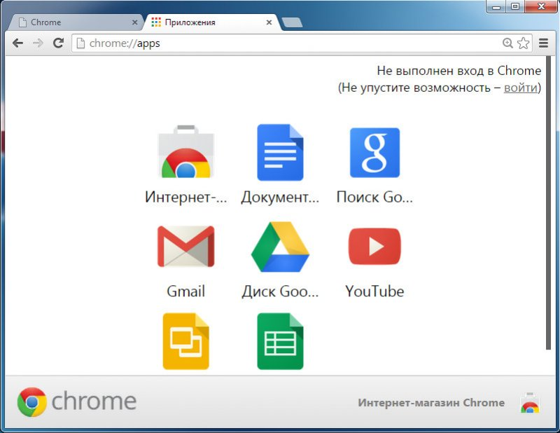 Обзор браузера Google Chrome