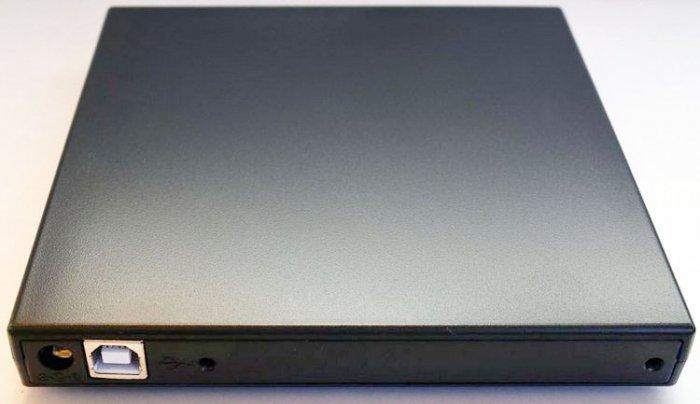 Привод Espada USD01 корпус для DVD slim