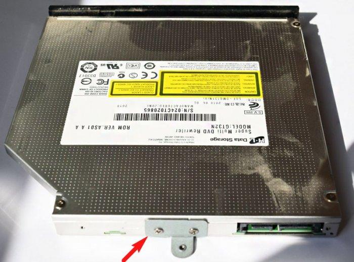 Замена HDD на твердотельный накопитель SSD на ноутбуке ASUS