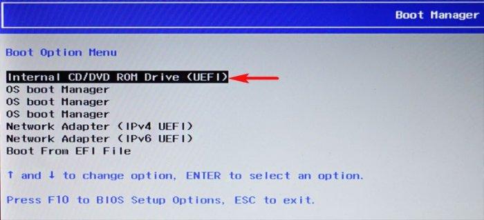 Как вернуть ноутбук HP к заводским настройкам