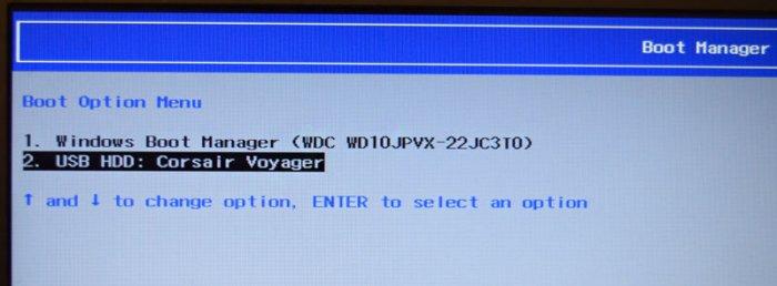 Восстановление загрузчика Windows 8.1 на ноутбуке с БИОСом UEFI