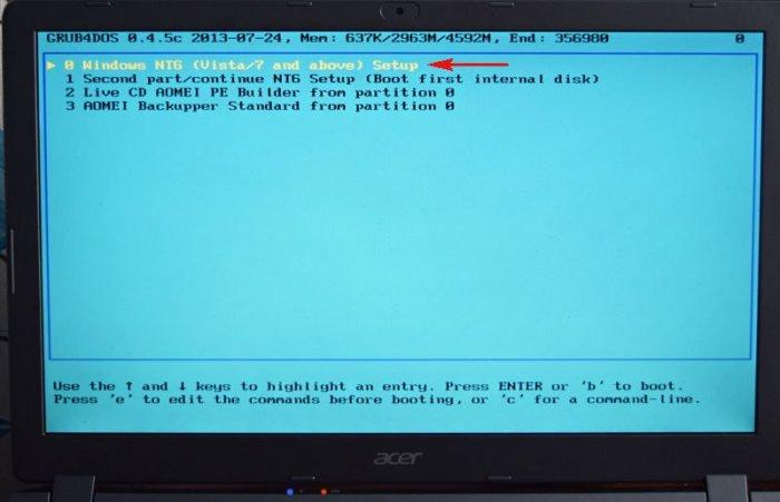 Как сделать переносной жёсткий диск USB мультизагрузочным и установить с него Windows 7, 8.1, 10