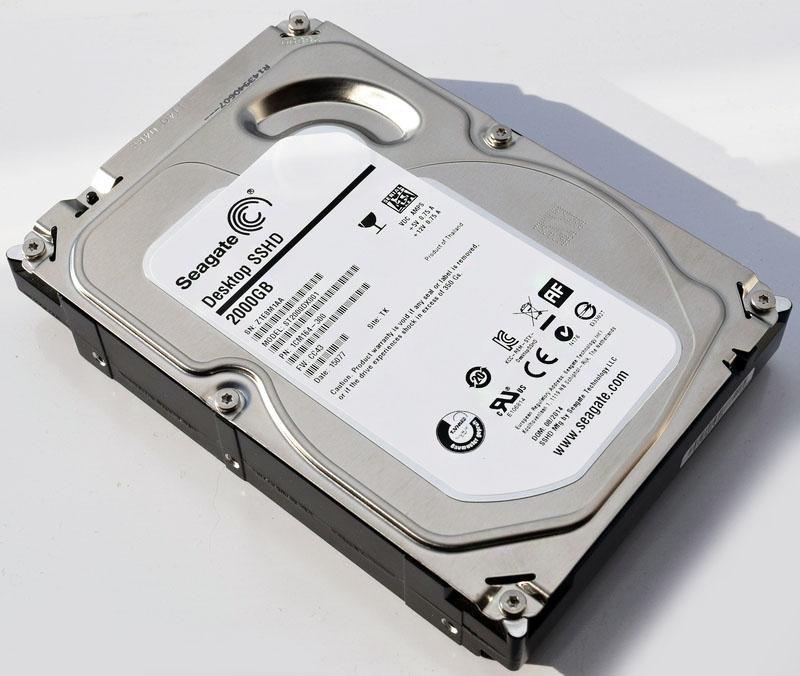 Что значит гибридный жесткий диск