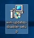 How to disable automatic updating of Windows 10 - Win Updates Disabler