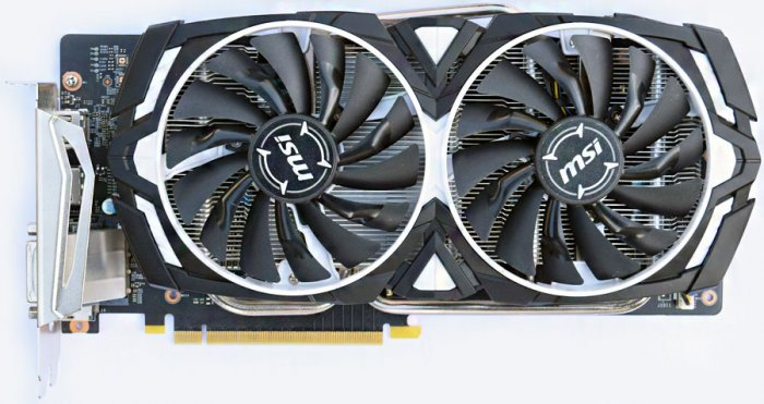 Разгон видеокарты Nvidia GeForce GTX 1060