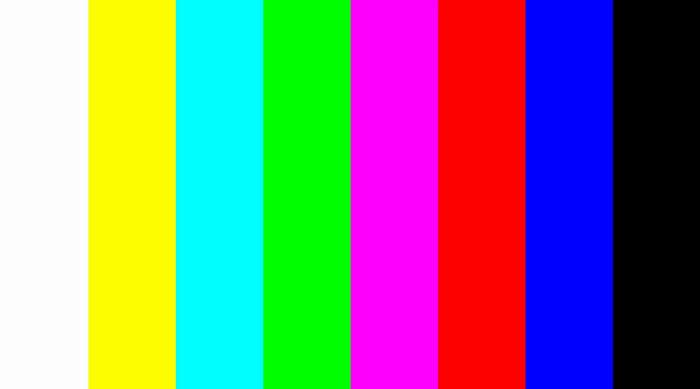Как проверить монитор на цвета