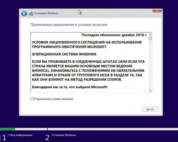 Виды лицензий Windows