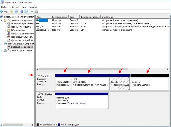 Клонирование операционных систем Windows 7, 8, 8.1, 10 (на примере Windows 10), используя спасательный носитель восстановления, созданный в программе Macrium Reflect 7 Home Edition