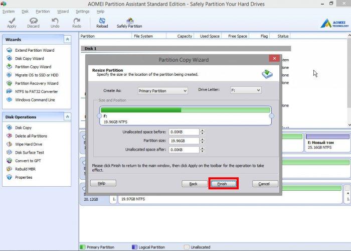 Как быть, если система требует отформатировать диск при восстановлении Windows 10 из образа, созданного штатными средствами