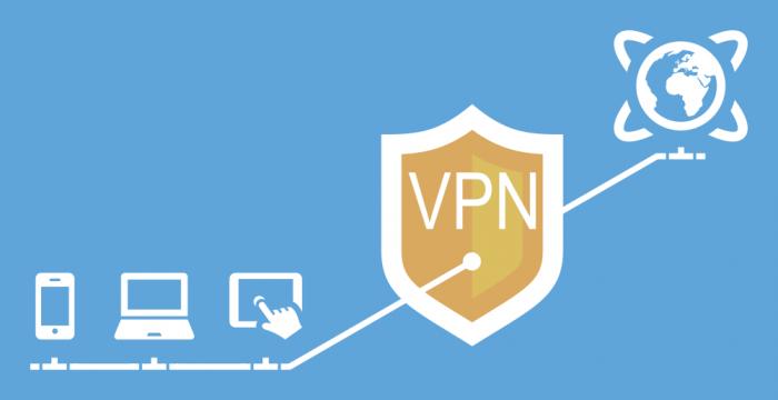 Тормозит VPN