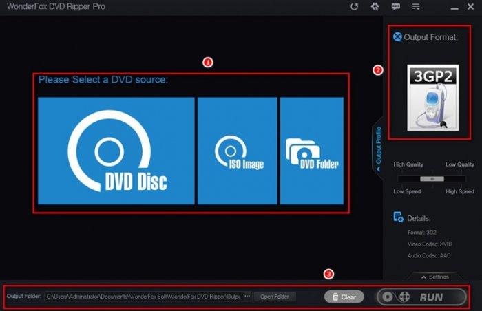 Резервное копирование и конвертирование DVD-дисков в цифровые форматы за считанные минуты программой WonderFox DVD Ripper Pro 11.1 Review