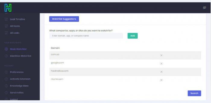 HackNotice — расширение Chrome, которое предупредит вас при входе на взломанный сайт