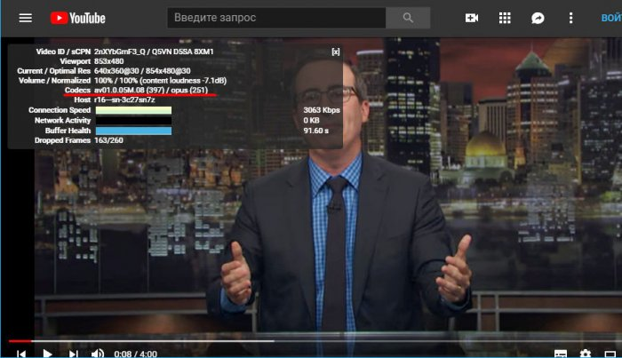 Как включить поддержку нового сжатия видео AV1 в Chrome и Firefox