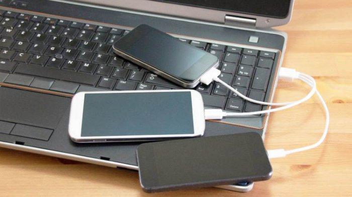 Можно ли заряжать телефон от компьютера