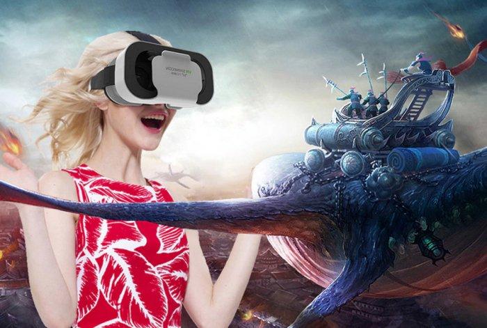 Виртуальная, дополненная и смешанная реальность