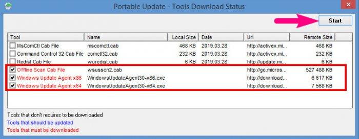 Как установить последние обновления для Windows 8.1 без подключения к интернету